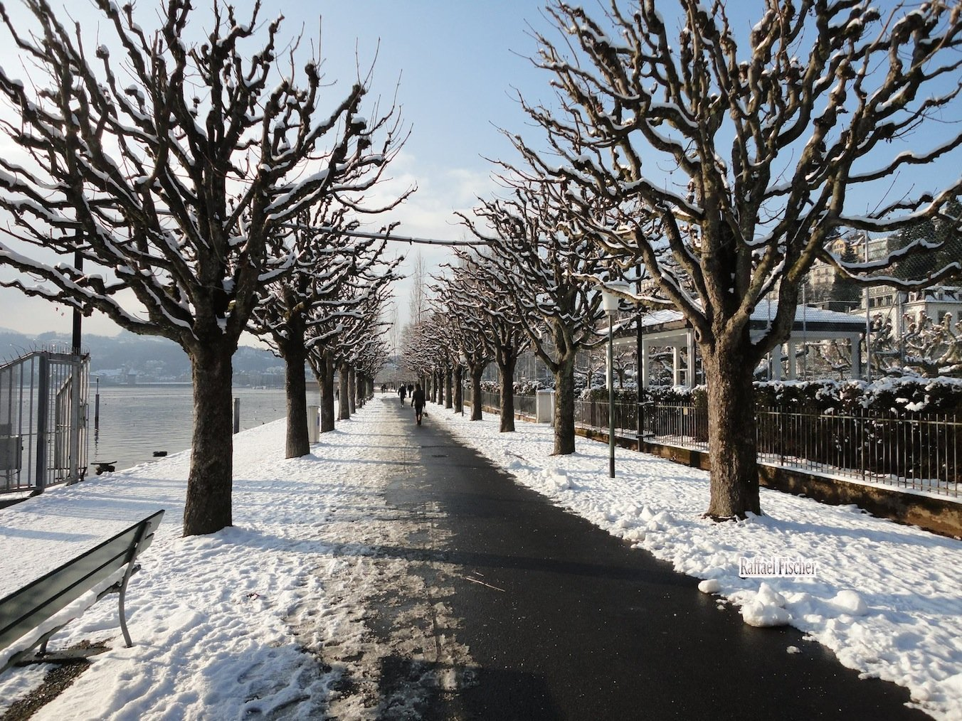 Winter in Luzern
