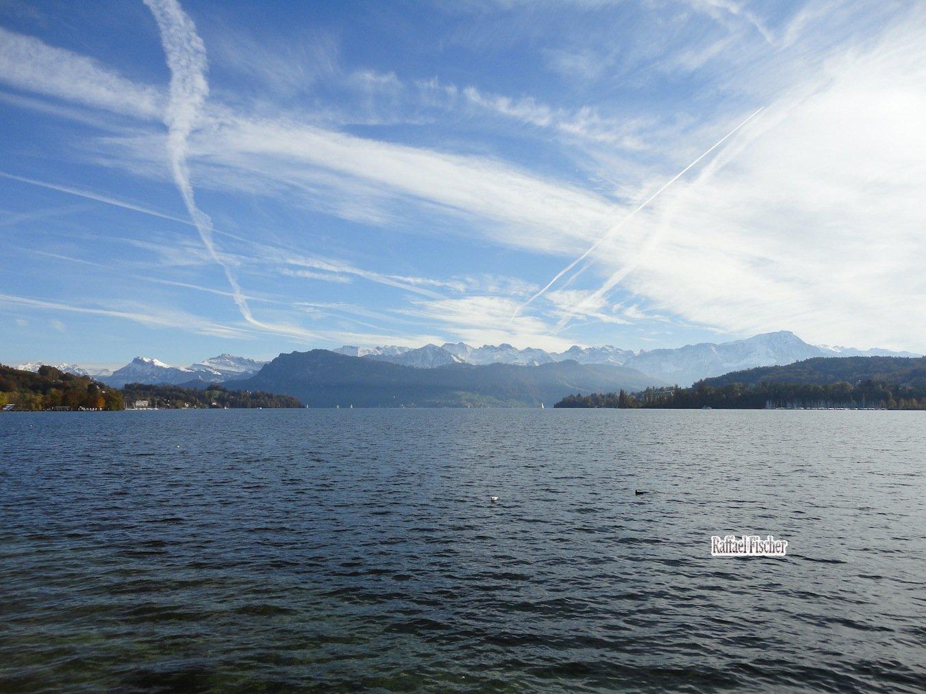 Seeblick zum Stanserhorn