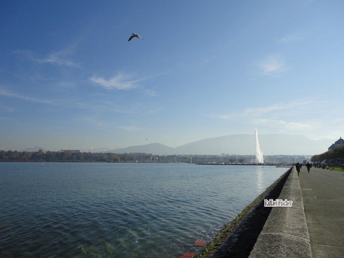 Jet d\'Eau in Genève