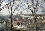 Berner Aarehalbinsel mit Bundeshaus & Münster
