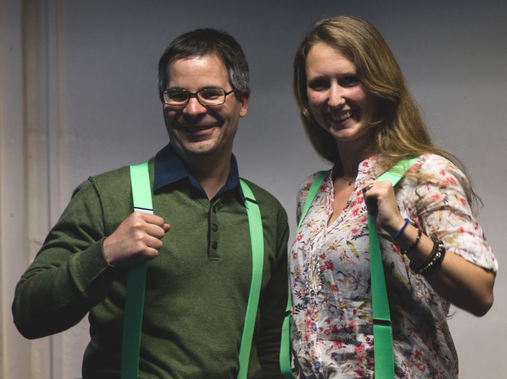 Neues Co-Präsidium Grüne Luzern
